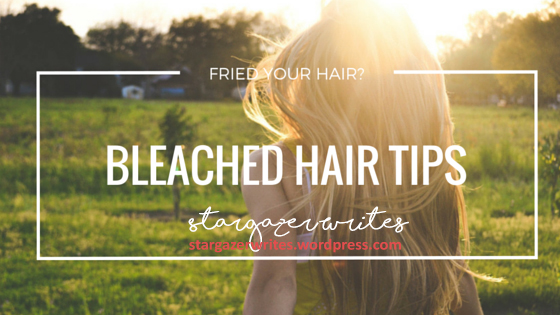 You Bleached Your Hair, Now What-