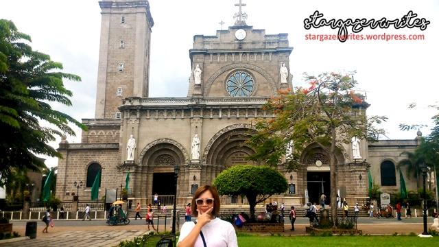 Manila Metropolitan Cathedral-Basilica