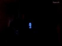 A talking hologram of Juan Luna.