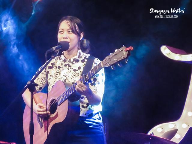 Reese Lansangan Performance